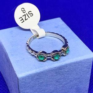 Fragrant Jewels World of Jewels ring,Laguna Delite